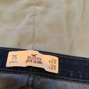 Hollister girl jeans